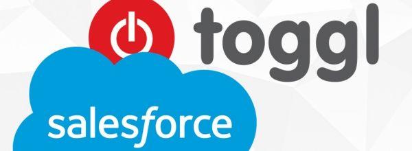 Salesforce a Toggl