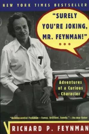 Obálka knihy Surely You're Joking, Mr. Feynman!, Richard P. Feynman