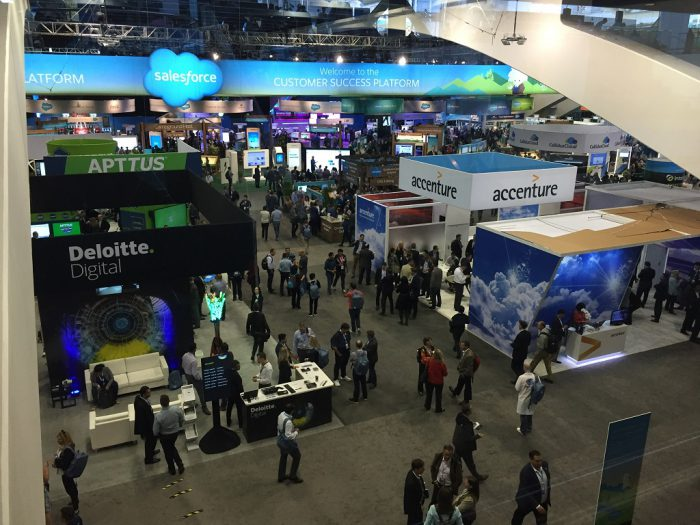 Dreamforce 2016 Expo