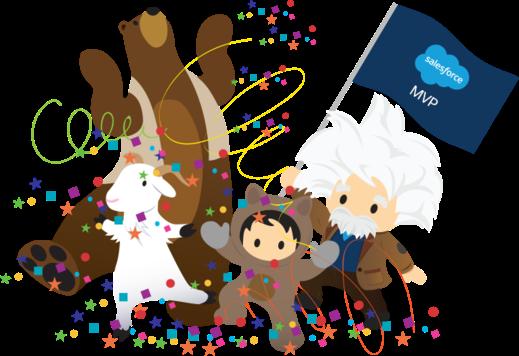 Welcome to Salesforce MVP Program
