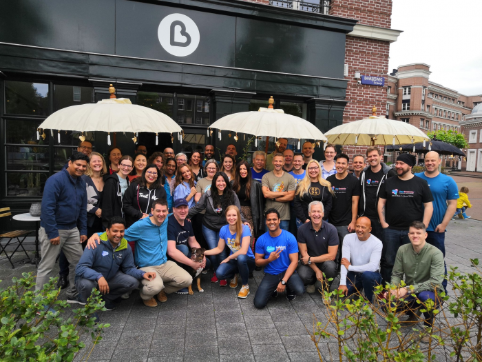 The biggest Salesforce Saturday at Amsterdam