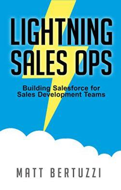 Lightning Sales Ops, Matt Bertuzzi