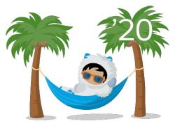 Winter '20 Release Logo