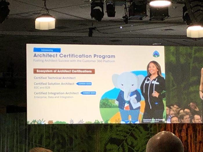Architect Certification Path