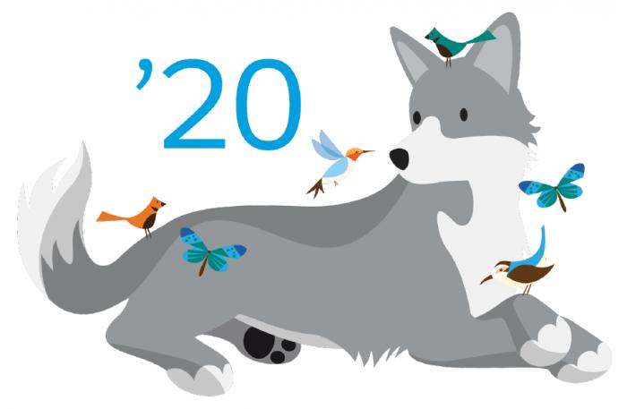 Spring '20 Logo