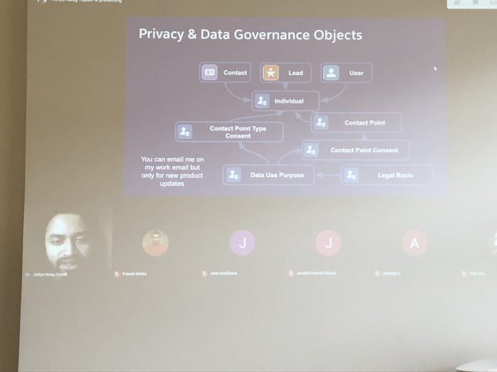 Aditya and Data Governance Objects