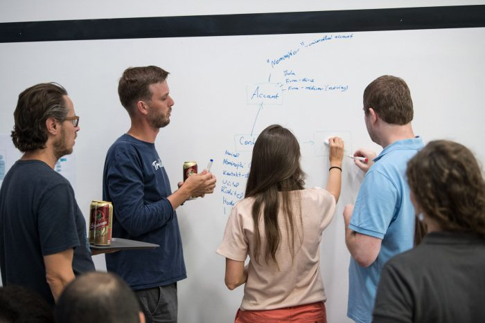 Discussion about data model