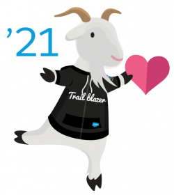 Salesforce Summer '21 Release Logo